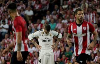 La Liga: Real Madrid trở lại mặt đất
