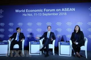 WEF ASEAN 2018: Thành công của Việt Nam