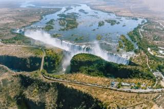 Giật mình với phong cảnh đẹp lạ lùng khắp châu Phi