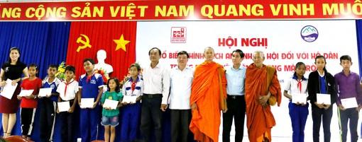 Nhiều ưu tiên cho đồng bào dân tộc thiểu số Khmer trong vùng dự án Sao Mai Solar