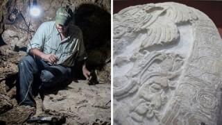 """Bàn thờ cổ Maya 1.500 năm tiết lộ bí mật bất ngờ về """"Vua rắn"""""""