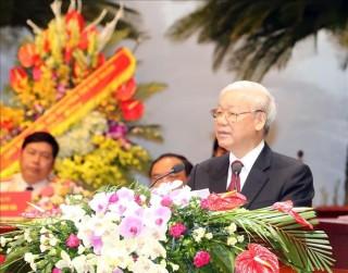 Tổng Bí thư Nguyễn Phú Trọng: Đổi mới, nâng cao chất lượng hoạt động công đoàn