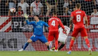Real Madrid thua đậm trên sân Sevilla