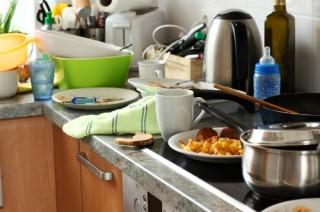 7 thói quen khiến nhà bạn không lúc nào sạch sẽ