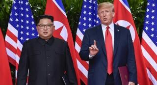TT Trump nói đã 'phải lòng' lãnh đạo Kim, thế giới nay đã tôn trọng Mỹ
