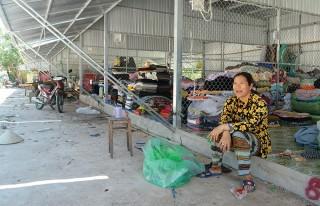 """Không có chuyện xây """"chợ"""" trong khuôn viên chùa Phật Thới Sơn"""