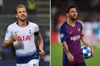 Lượt 2 vòng bảng Champions League: Tâm điểm Tottenham - Barcelona