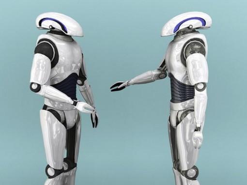 Italy thành công trong nghiên cứu khả năng tương tác giữa các robot
