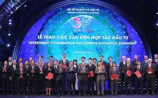 Nhiều doanh nghiệp FDI ký kết mở rộng hợp tác, đầu tư vào Việt Nam