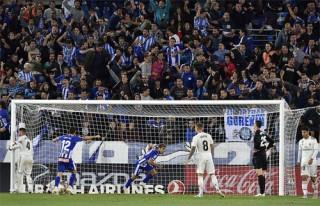 Real Madrid thua Alaves tại La Liga