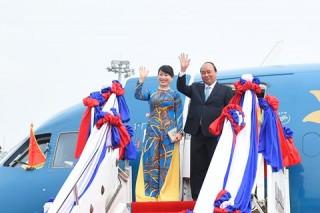 Thủ tướng lên đường dự Hội nghị Mekong – Nhật Bản và thăm Nhật Bản