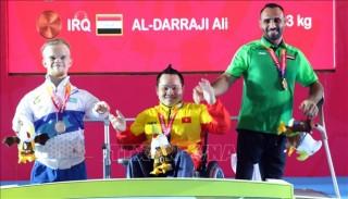 Asian Para Games 2018: Đoàn Việt Nam có HCV thứ 2
