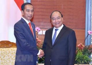 Việt Nam coi trọng quan hệ với đối tác chiến lược Indonesia