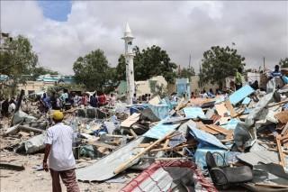 Đánh bom liều chết ở Somalia làm hàng chục người thương vong