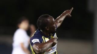 'Tia chớp' Usain Bolt ghi bàn đẳng cấp trong lần đầu tiên khoác áo Central Coast Mariners
