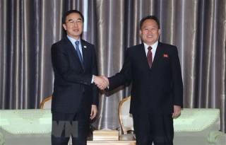 Hai miền Triều Tiên thảo luận kế hoạch lập ủy ban quân sự chung