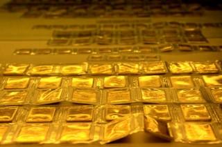Giá vàng hôm nay 16-10: Tăng vọt sau chuỗi ngày bán tháo