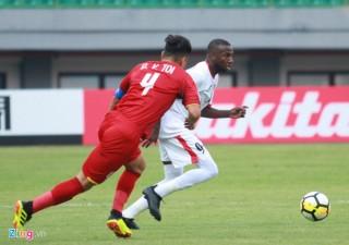 Thua ngược U19 Jordan, U19 Việt Nam đứng trước nguy cơ bị loại