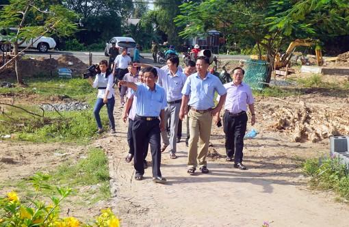 Hiệp Xương nỗ lực về đích nông thôn mới
