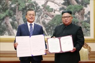 Chính phủ Hàn Quốc thông qua thỏa thuận thượng đỉnh liên Triều
