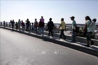 LHQ yêu cầu tôn trọng luật pháp quốc tế trong đối xử với người di cư Trung Mỹ