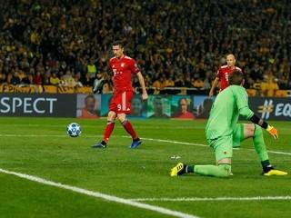 Lewandowski ghi bàn, Bayern Munich đả bại AEK Athens