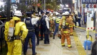 Nhật Bản: 7 người bị ngộ độc sau vụ nghi tấn công bằng hơi cay ở Tokyo