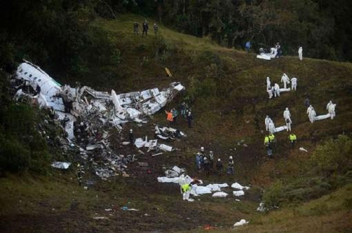 Những vụ tai nạn máy bay thảm khốc trong lịch sử bóng đá thế giới