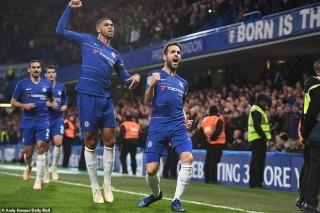 Kết quả chi tiết các trận bóng đá châu Âu rạng sáng 1-11