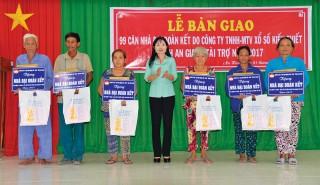 Châu Thành chuẩn bị Đại hội Mặt trận Tổ quốc Việt Nam các cấp