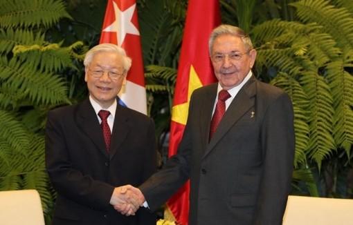 Chủ tịch Cuba thăm Việt Nam: Động lực mới cho quan hệ đặc biệt hai nước
