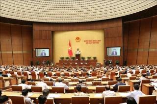 Thông cáo số 20, Kỳ họp thứ 6, Quốc hội khóa XIV