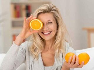 Trẻ lâu nhờ 4 loại vitamin