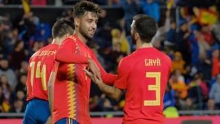 Tây Ban Nha 1-0 Bosnia – Herzegovina: Tân binh lập công