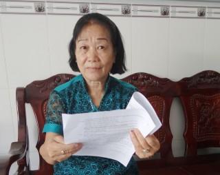 Bà Châu Thị Hết được quyền khởi kiện ra tòa án giải quyết vụ việc