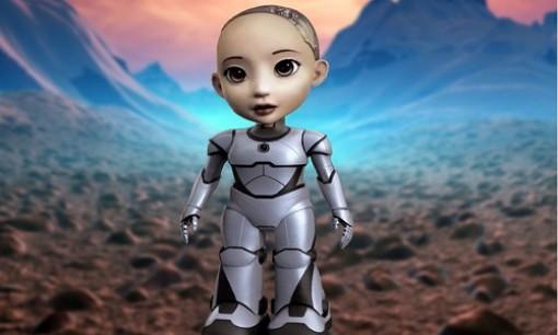 Nữ robot thông minh nhất thế giới Sophia sắp có em gái