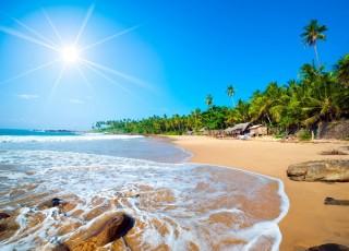 Những bãi biển đẹp tựa thiên đường ở Sri Lanka