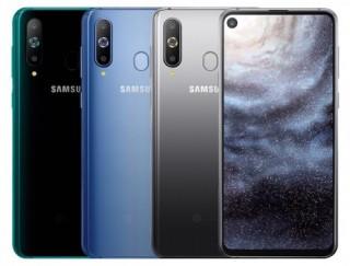 Samsung ra smartphone màn hình 'đục lỗ' đầu tiên trên thế giới