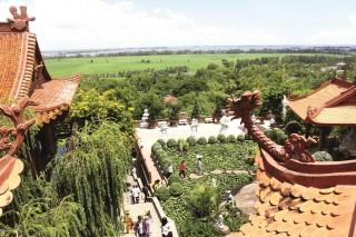 Châu Đốc – Tập trung du lịch tâm linh ĐBSCL