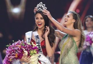 Từ Thế giới đến Hoàn vũ: Người đẹp Philippines sinh ra để làm hoa hậu