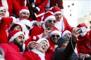 Thế giới tưng bừng mừng đón Giáng Sinh