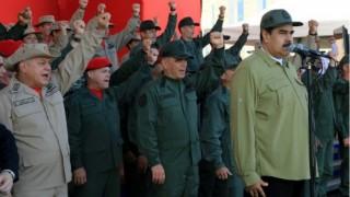 9 sĩ quan quân đội bị kết án tù vì tội âm mưu lật đổ Tổng thống Venezuela