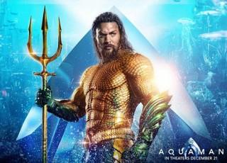 Hải vương 'Aquaman' tiếp tục thống trị Bắc Mỹ