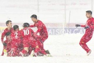 8 sự kiện bất ngờ của bóng đá thế giới năm 2018: Có tên U23 Việt Nam