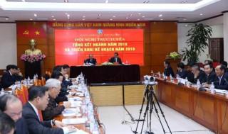Phấn đấu đưa Việt Nam vào nhóm 15 quốc gia có nền nông nghiệp phát triển nhất