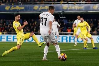 Trở lại La Liga, 'nhà vô địch' Real chia điểm bạc nhược
