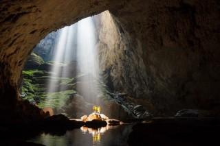 Hang Sơn Đoòng là một trong 5 điểm đến đáng mơ ước nhất thế giới