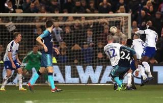 Tottenham thắng 7-0 ở vòng ba Cup FA