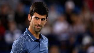 Novak Djokovic 'nổi cơn điên' ở bán kết giải Qatar Open 2019