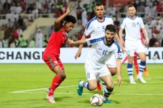 Asian Cup 2019: Uzubekistan vượt qua Oman, Qatar thắng dễ Lebanon